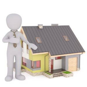 Image for Conveyancing - First Time Buyer - Man with house