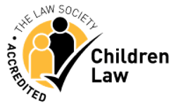 Law Society Accredited Children Law Logo for Plymouth Family Law Solicitors Page