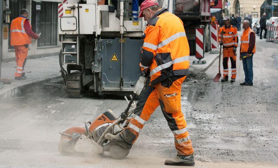 Hearing Loss - road construction