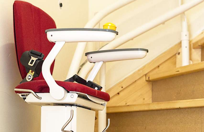 Home Modifications - stair lift