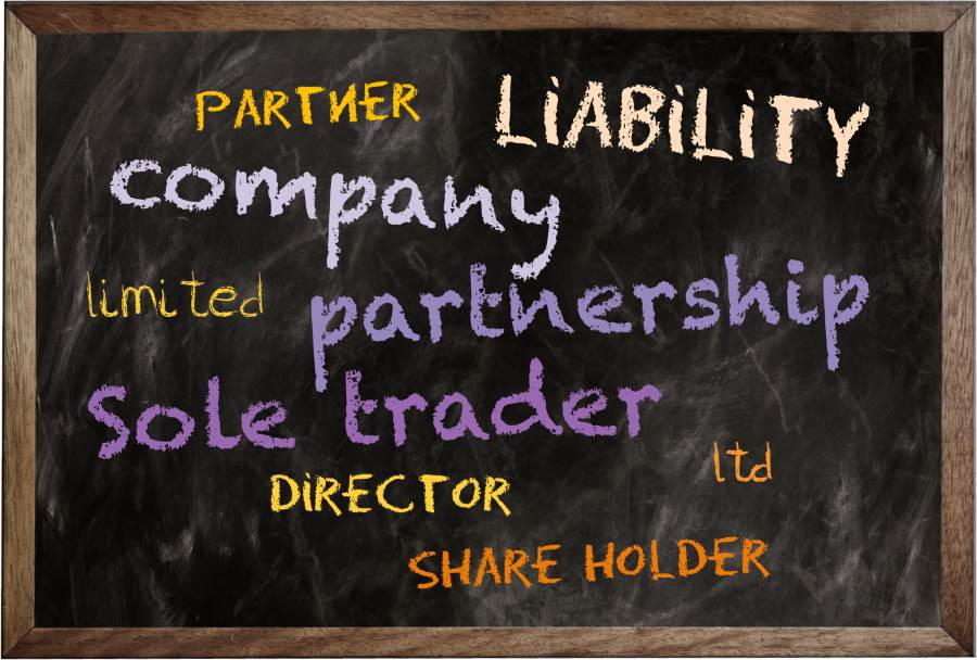 Sole trader, partnership or limited company - Gard and Co